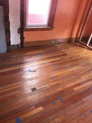 Wood Floor Installation Service